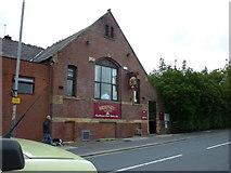 SD9311 : Newhey Lodge, Huddersfield Road, Newhey by Ian S