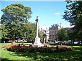 NY9364 : War memorial by David Clark