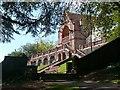 ST3087 : The Pavilion, Belle Vue Park by Robin Drayton