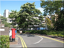 NZ2465 : (Part of the) Royal Victoria Infirmary by Mike Quinn