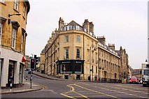 ST7565 : Looking across the junction to Paragon by Steve Daniels