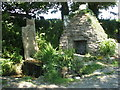 SX0789 : St Piran's Well by Michael Murray