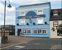 SO5012 : The Gate House restaurant and inn, Monmouth by Jaggery