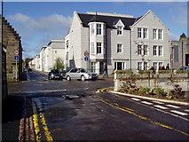 NJ9205 : Flats on former Grampian TV site by Ewen Rennie
