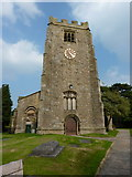 SD5464 : St Paul's Parish Church, Caton-with-Littledale, Tower by Alexander P Kapp