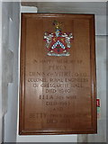 SD5464 : St Paul's Parish Church, Caton-with-Littledale, Memorial by Alexander P Kapp