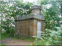 NS2209 : The Powder House, Culzean Country Park by Humphrey Bolton
