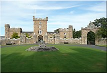 NS2310 : The Stable Block, Culzean Castle by Humphrey Bolton