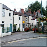 ST5394 : Church Row, Chepstow by Jaggery
