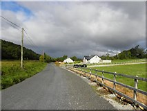 G9371 : Road at Carrickbreeny by Kenneth  Allen