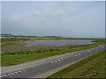 TQ9014 : The Colonel Body Memorial Lakes by Richard Law