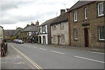 SK1583 : Castleton street scene by SMJ