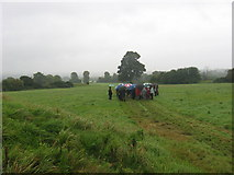 O0374 : Outing to Dowth, Co. Meath (2) by Kieran Campbell