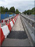 SU6252 : Early stage of bridge repairs by Given Up