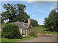 NY7263 : Toll Bar Cottage, Whitchester by Mike Quinn