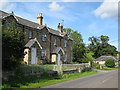 NY7263 : Cottages at Whitchester by Mike Quinn