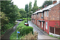 SJ7993 : Hawthorn Road by Richard Croft