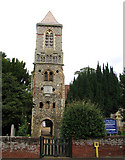 TG2608 : The church of St Andrew in Thorpe St Andrew by Evelyn Simak