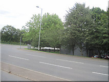 TL4661 : Milton Road at Chesterton Business Park by John Firth