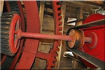TF7632 : Great Bircham Windmill - Ancillary Drive by Ashley Dace