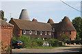 TQ7048 : Moastly Oast, Mill Lane, Yalding, Kent by Oast House Archive