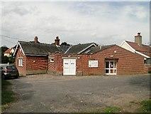 TM4160 : Friston Village Hall by Adrian S Pye