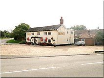 TM4160 : The Old Chequers, Friston by Adrian S Pye