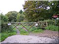 SD5607 : Entrance to Bridleway for Standish Lower Ground by Raymond Knapman