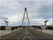 SD3317 : Marine Way Bridge by David Dixon