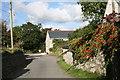 SW6435 : Buildings at Tremayne by Elizabeth Scott
