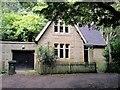 NZ2567 : North Lodge, Jesmond Dene by Andrew Curtis