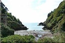 SX8950 : Mill Bay Cove by Tom Jolliffe