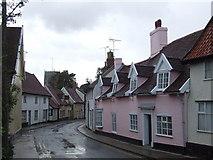 TM2863 : Castle Street, Framlingham by Malc McDonald