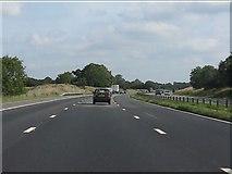 ST8180 : M4 Motorway north of Burton by J Whatley