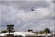 SU8707 : Battle of Britain Memorial Flight - Goodwood Revival 2010 by Christine Matthews
