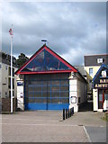 SS5247 : Ilfracombe lifeboat station by Rod Allday