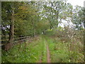 SP5870 : Crick Byway by Ian Rob
