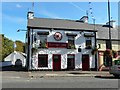 G8194 : Roddy's Bar, Glenties by Kenneth  Allen