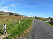 G8895 : Road at Stranlinchy by Kenneth  Allen