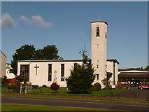 NS3881 : Balloch: Alexandria Parish Church by Chris Downer