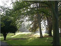 TQ3370 : Westow Park, Crystal Palace by Robert Rimell