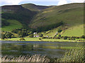 SH7210 : View across Llyn Tal-y-llyn by Nigel Brown