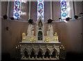 NZ5233 : Saint Mary's altar by ian malcolmson