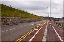 SH8678 : Colwyn Bay Promenade by Steve Daniels