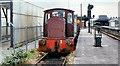 C8532 : DH locomotive, Coleraine by Albert Bridge