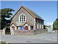 SM7908 : Moriah Baptist Chapel, Marloes by nick macneill