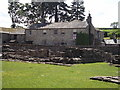 NY5415 : Shap Abbey Farm by David McMumm