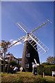 TG3135 : Two Windmills, Mundesley, Norfolk by Christine Matthews