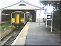 ST7847 : Train sets off for Weymouth from Frome Station by Roger Templeman