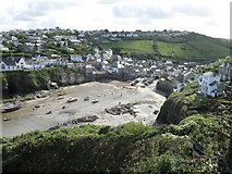 SW9980 : Port  Isaac,  Cornwall by Derek Voller